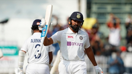 ICC Rankings: Rohit, Ashwin make gains
