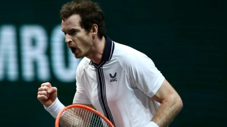 Murray beats Haase in Rotterdam