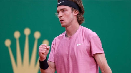Rublev stuns Nadal, Evans through