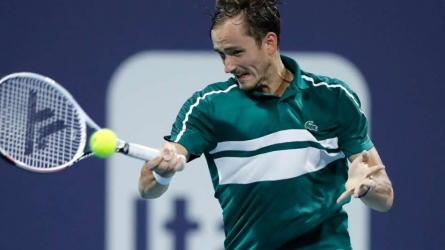 Medvedev withdraws due to COVID-19