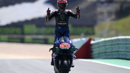Quartararo wins, Marquez seventh