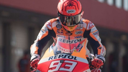 Marquez set to 'suffer' from sixth