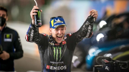 Quartararo boosted after Doha win