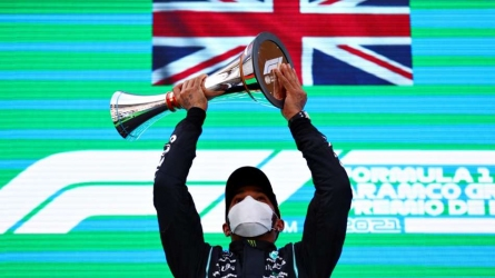 Hamilton: Gamble paid off