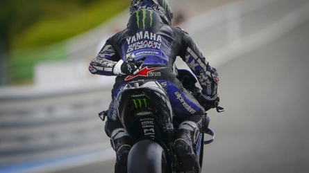 Vinales fastest at Jerez Test