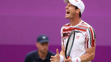 Murray suffers Queen's exit