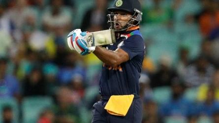 India's squad for SL announced