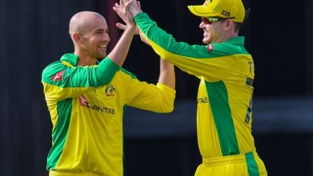 Australia secure ODI series