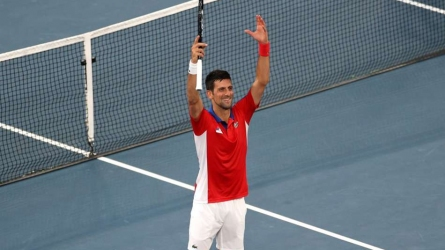 Djokovic dealing with expectation
