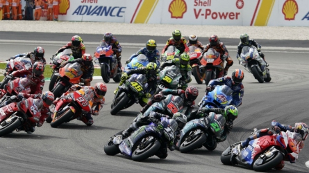 MotoGP: Thai Grand Prix cancelled