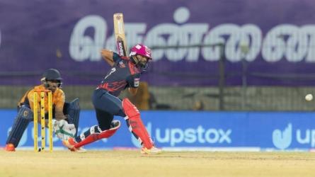 TNPL 2021: Tiruppur Tamizhans win