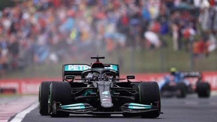 Ocon triumphs as Hamilton recovers