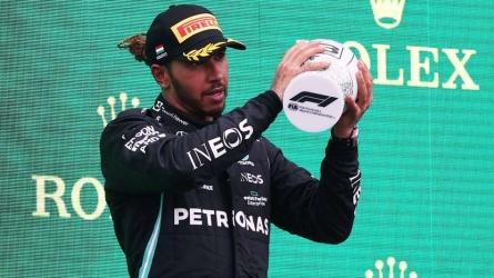 Hamilton suffering from fatigue