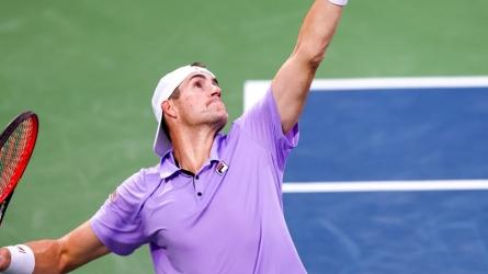 Isner claims sixth Atlanta Open