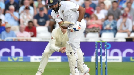 1st Test: Indians dominate Day 1