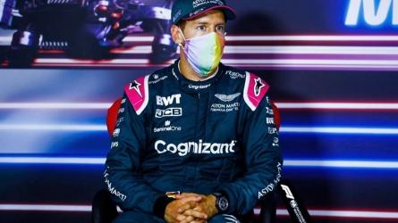 Vettel loses podium place