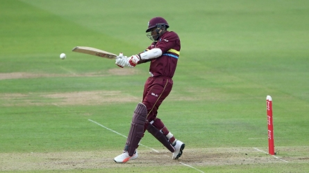 ICC charges Samuels for breaching code