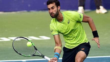 Davis Cup: Prajnesh loses, India 0-1 down