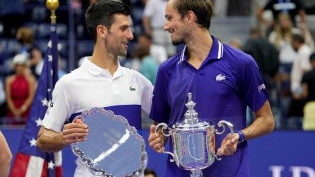 US Open 2021: Full List of Award Winners