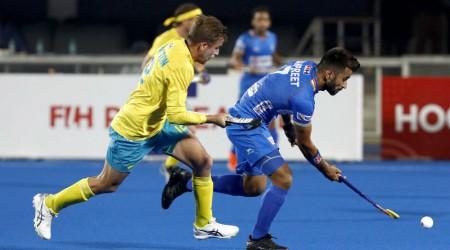 FIH Hockey Pro League: Fighting India go down to Australia