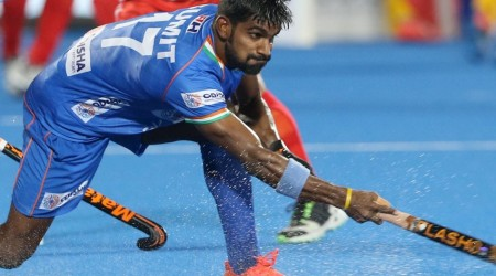 Looking forward to competing in Asian Champions Trophy: Indian men's hockey midfielder Sumit