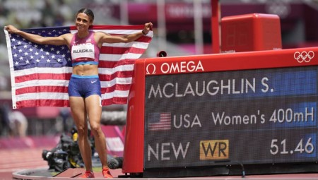 Tokyo 2020: Rojas, Warholm and McLaughlin are redefining sport in their own way