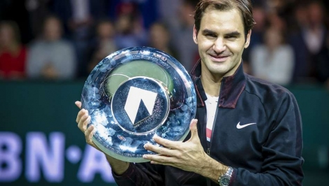 Federer reflects on 'special' week