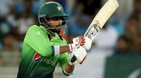 Babar Azam pummels Windies as record-breaking Pakistan win series