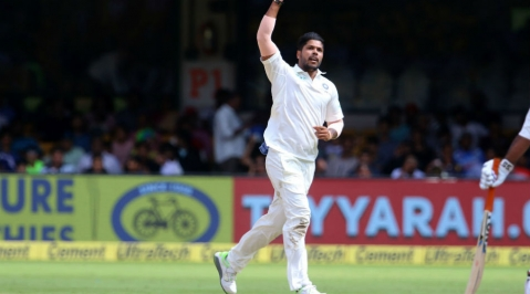 India Vs Afghanistan: Umesh Yadav claims 100th Test wicket, joins elite list of Kapil, Kumble