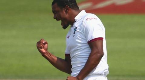 Gabriel takes five as Windies crush Tigers