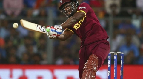 West Indies vs Bangladesh, 1st T20I: Russell stars with bat and ball in Windies win