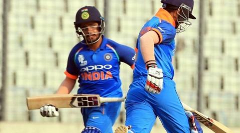 Delhi boys Badoni and Tyagi star in India's U-19 Asia Cup triumph