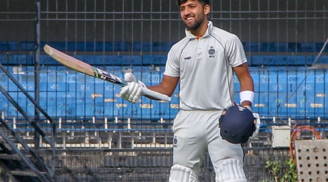Ranji Trophy: Ajay Rohera creates world record for highest first-class debut score