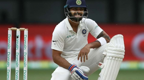 India vs Australia: Ishant confident as Kohli carries India into day three