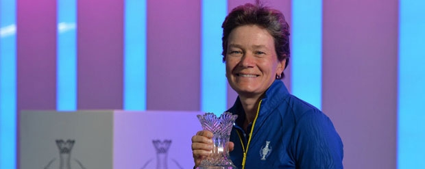 Catriona to lead Europe in Solheim Cup