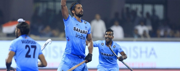 India off to a winning start against Japan