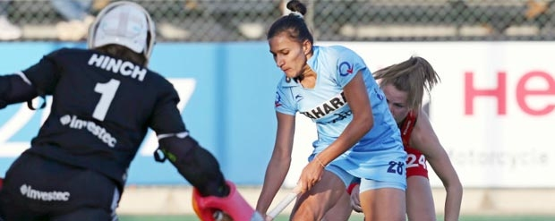 Rani named skipper for South Korea tour