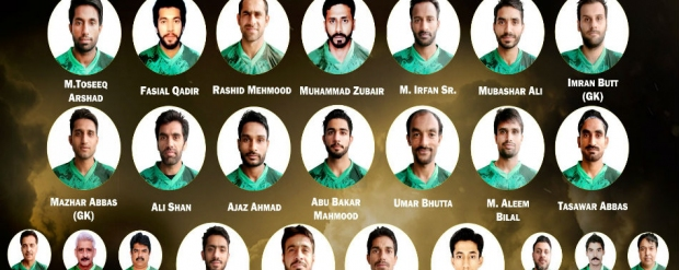 Pakistan announce squad for World Cup