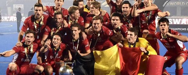 HWC: Belgium clinch maiden title