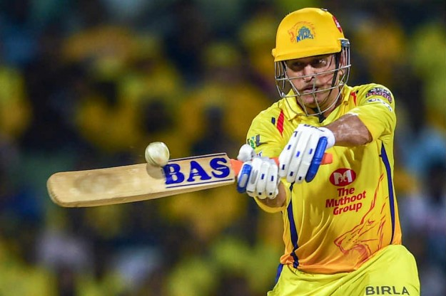 Why did MS Dhoni back Shane Watson at Chennai Super Kings despite modest form