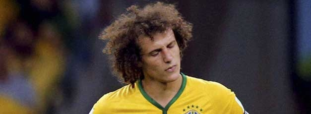 Luiz played with injury in Arsenal draw