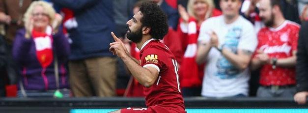 Salah better than expected, says Klopp