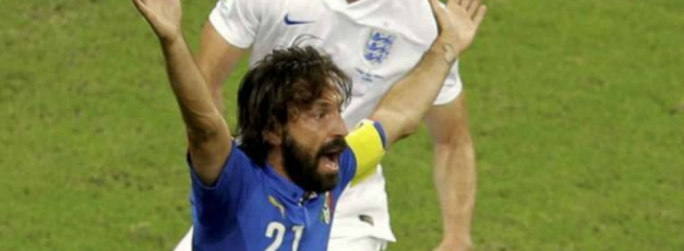 Pirlo rules out Chelsea coaching role