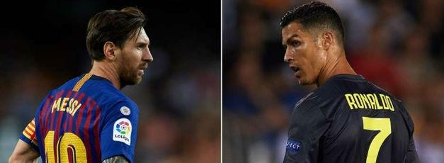 Pep: Messi, Ronaldo are 'phenomena'