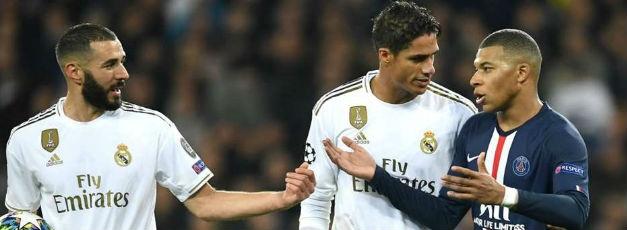 Mbappe not focused on Madrid links