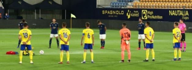 Tributes to Robinson in La Liga