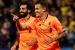 Coutinho heaps praise on team-mate Salah