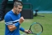 Coric stuns Federer to claim title in Halle