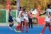 Indian Junior Women's Hockey Team hold Chile Senior Women's Team to a 2-2 draw