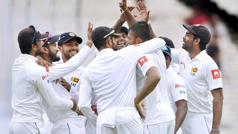 Kolkata Test, Day 3, Live: Sri Lanka restrict India to paltry 170 in first innings